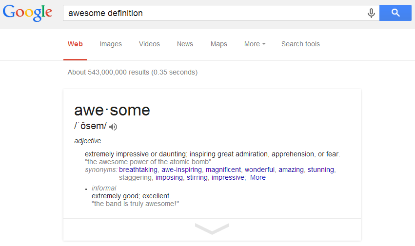 Easily-define-any-word-with-Google