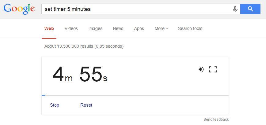 set-timer-5-minutes
