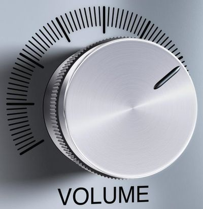 turn-up-the-volume