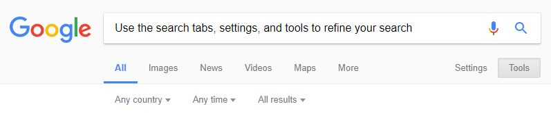 use-the-search-tabs-and-settings-to-refine-your-search