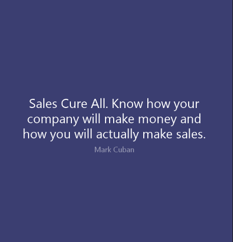 sales-cure-all-mark-cuban-quote