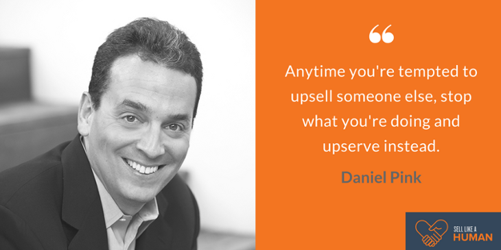 sell-like-a-human-Daniel-Pink-quote-2