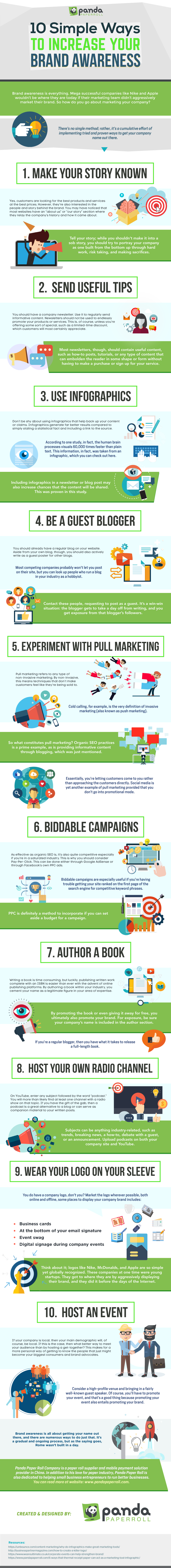 10-Simple-Ways-to-Increase-Your-Brand-Awareness-Infographic